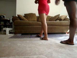 voyeur, asses, ebony