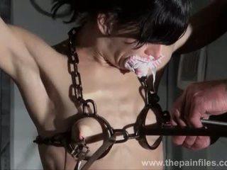 Mes tortured och caged slaveslut elise graves