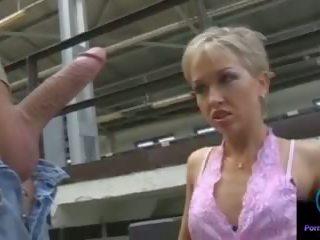 cumshots, blondes, handjobs