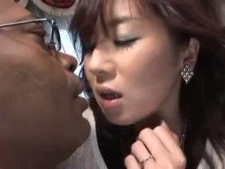 Jaapani video 651 abielunaine ja mustanahaline riist 3p