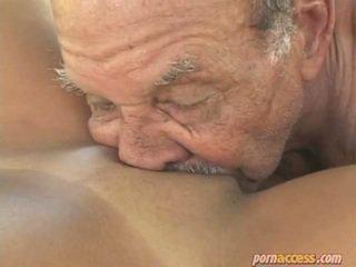 hardcore sex, grootmoeder, oma