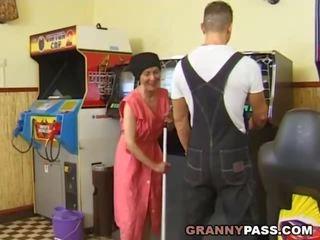 oma, grannies, reift