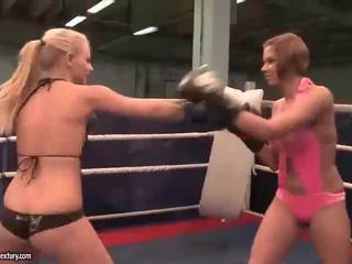 Barbie White vs Cipriana Maxima