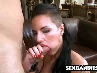 Christy Mack the sexiest girl alive fucks and wallows cum 08