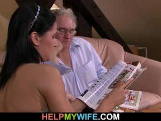 Hubby calls একটি guy থেকে যৌনসঙ্গম তার বউ