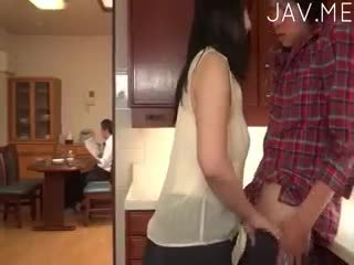 japanisch, große brüste, blowjob