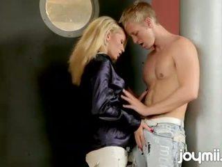 blondes, sucking