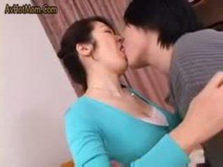 Caldi giapponese mamma 49 da avhotmom