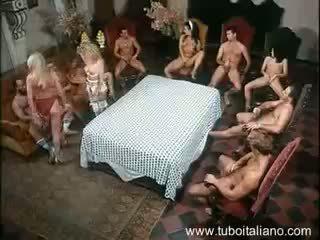 Italienisch moana pozzi harter sex siffredi