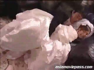 Yua Aida the bride and the bestman