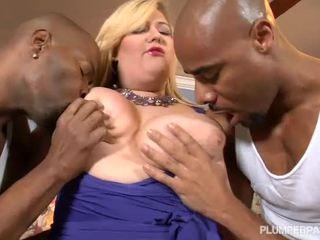 hardcore sex, bbc, lielas krūtis