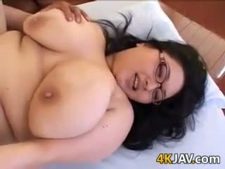 Vet japans nerd having seks