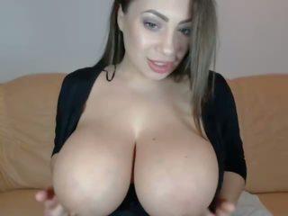 große brüste, webcams, natürliche brust