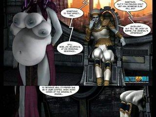 3d desenho: galacticus. chapters 8-12