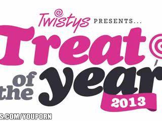 Aaliyah miłość jest tęsknić april - twistys leczyć z the rok vote teraz