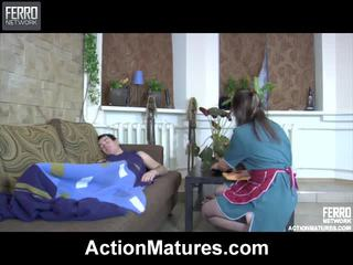 Compilation Of Martha, Victoria, Adam By Action Matures