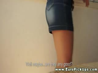 European amateur picked up in public and wants action