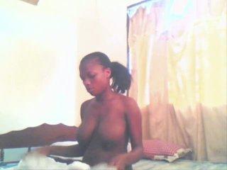 East afrikane vajzë aisha getting fucked nga të saj boyfriend