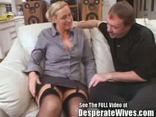Joey lynn вчитель gets schooled в a проститутка навчання клас