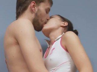פורטוגזי זוג מזיין ב a ריצפה