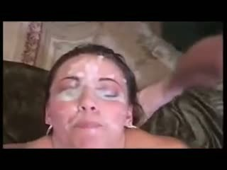 FACES OF CUM : Delilah Strong 2
