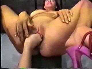 invoeging, fetisch, amateur