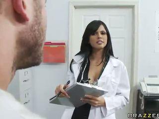 Astounding porno involving spectacular ārsts uz undies kautrīga mīlestība