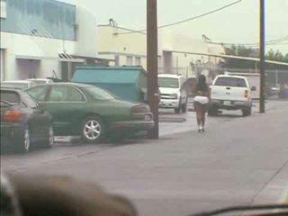 Ebony straat sluts