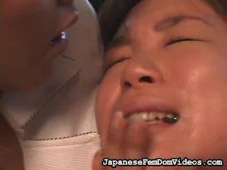 Blande av hardcore sex vids av japansk femdom videoer