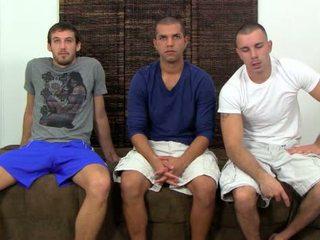 Nikko, Carter & Turk Play Gay Trut...
