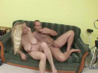 big boobs, cumshot, mature