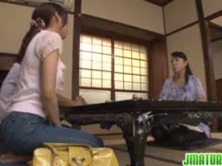 जापानी, चाटना, छूत