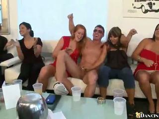 Stripper fucks babes