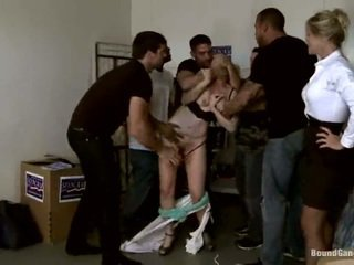 Alice Frost Has Gangbanged Inside Front Of Her Step Mom