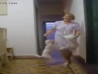 squirting, grannies, funny