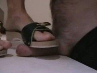 Nemecké amatérske robenie topánkou v berkemann s