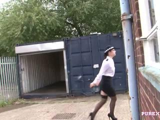 Pure xxx ภาพยนตร์ ร่วมเพศ a นมโต ตำรวจ หญิง สำหรับ ไม่ ปรับ