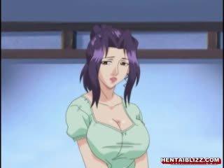 big boobs, hentai, amador