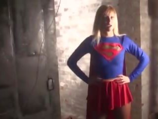 Supergirl is Captured and Caged, Free Porn e8