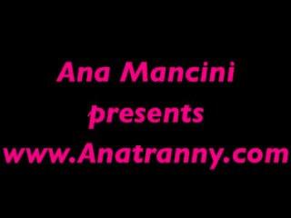 Ana mancini has a ideālas ķermenis