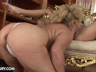 Effie Is An Older Former Prostitute And She Met Aleysa By.