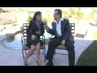 Lisa ann intervija un jāšanās