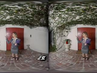 Wankzvr - echt estate ft rachel roxxx und engel smalls