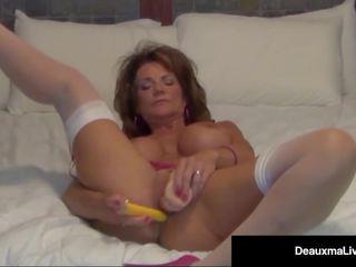 Foxy puma deauxma shows cik a sieviete squirts ar 2.