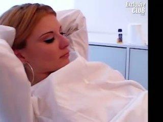 Molly gyno skúška pička lekárske zrkadlo examination podľa starý
