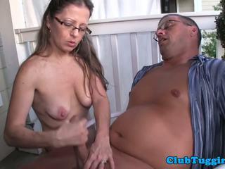 Spex amatir mom aku wis dhemen jancok giving digawe nggo tangan on the porch: free porno 8b