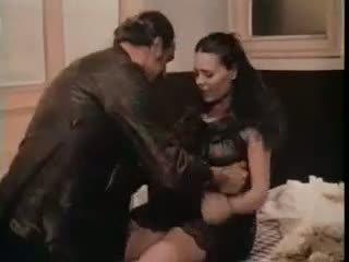Porno star retro vintage klasik colette choisez