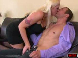 Alana evans encounters profondo anale scopata