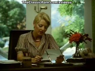 Juliet anderson, john holmes, jamie gillis en clásico joder película