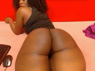 1st bootiliscous-african web mô hình thơm sừng ass quảng